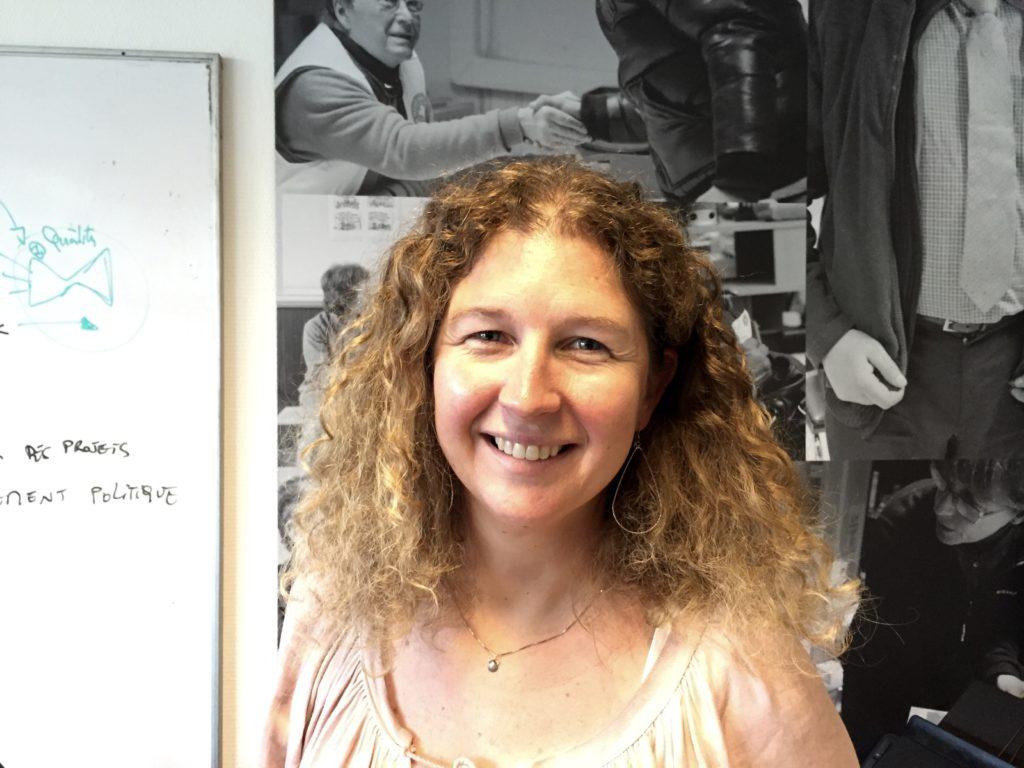 Nathalie Annez